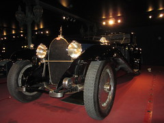 """Bugatti """"Royale"""" Coupé Type 41 1929 (v8dub) Tags: auto old france classic car museum frankreich automobile cité voiture musée alsace oldtimer oldcar bugatti oldcars royale elsass collector mulhouse wagen pkw klassik"""