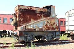 Lo32-41 (LC1073) Tags: tender steamloco broadmeadow lo32 nswgr broadmeadowloco broadmeadowlocodepot shuntingtender transportheritagensw thnsw transportheritagenewsouthwales