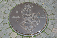 Malm cover (Steenjep) Tags: cover manhole malm dksel