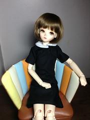 Ilyasviel (Gachapon Dolls) Tags: olive bjd iu ilya bluefairy