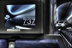 737 Boeing Sky Interior (Reggie TheJazzman) Tags: united airlines 737 boeing sky interior airplane passengers jet reggiethejazzman sjmvisions canon canon7d sjmvisionsphotography ©sjmvisions ©sjmvisionsphotography