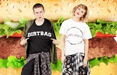 BURGER (Amber B Dianda) Tags: life fashion photography is joke aliens nerds uncool later dirtbag jacvanek kriskidd amberbdianda amberbphotography amberbdiandaphotography amberbcreatecom