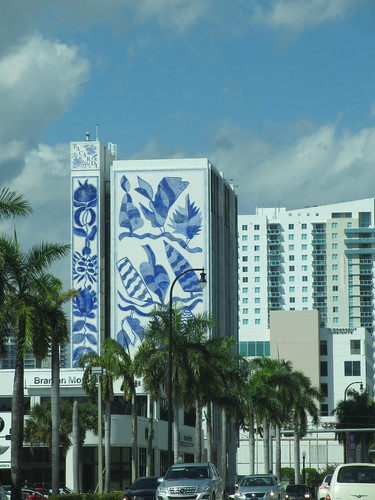 Bacardi Building, Midtown Miami, Florida