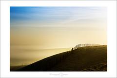 brumes matinales II (Emmanuel DEPARIS) Tags: mer fog de landscape photography boulogne vert le sur paysage pas emmanuel montreuil calais touquet deparis