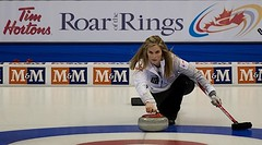Jennifer Jones (seasonofchampions) Tags: tim winnipeg jennifer jo rings olympics olympictrials roar mb hortons curling roaroftherings 2013skip