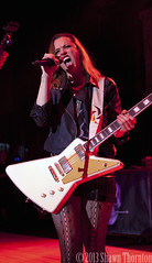 Halestorm- The Fillmore - Detroit, MI - 12/05/13