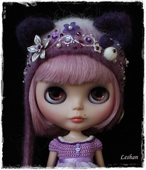 UPDATE!!!!  Special Outfit for Blythe :)