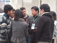 DSCF9490 (Kathmandu Living Labs) Tags: usaid youth observation living earth forum nasa labs change kathmandu climate servir kll icimod
