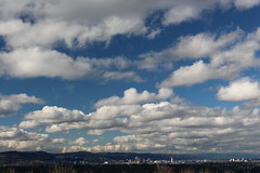 Crazy Clouds (Jeni315) Tags: blue winter green clouds oregon portland pdx pnw downtownpdx t5i