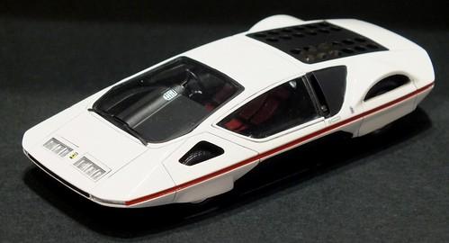 Miniminiera Ferrari Modulo PF