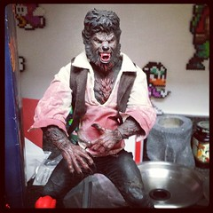 Call of the wolfman (Raging Nerdgasm) Tags: tom toy toys call review collection wolfman collecting raging rng nerdgasm instagram ifttt khayos