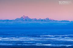 winterland (Eric 5D Mark III) Tags: pink blue winter light sunset usa mountain snow alaska canon landscape photography twilight unitedstates sony telephoto fairbanks ericlo georgeparkshighway a7r parksmonument metabones extenderef14xiii ef70200mmf28liiisusm smartadapter 70200islii eftonex ilce7r