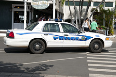 Maui Police Ford (dcnelson1898) Tags: hawaii pacific maui tropics lawenforcement lahaina firstresponder hawaiianislands fordcrownvictoria mauipolicedepartment