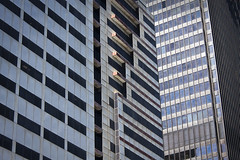 Cape Town (hassner) Tags: africa city windows detail building architecture canon concrete skyscrapers capetown cape innercity absa westerncape 40d