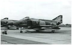 363rd TRW  McDonnell-Douglas RF-4C Phantom II 66-0474 (Digital Vigilante) Tags: 1978 mcdonnell rf4c phantomii shawafb usafe 363rdtrw 660474 62ndtrs jotailcode