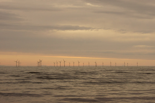 Burbo Bank Offshore Wind Farm