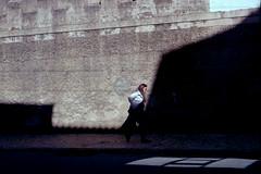 The Prison Wall (Jotapicos) Tags: street portugal rua coimbra c41 fujifilmsuperia400 rolleib35