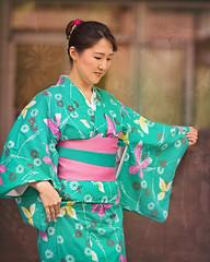 Kimono (Jeremy Royall) Tags: show fashion canon austin japanese texas kimono 70200mm 5d3