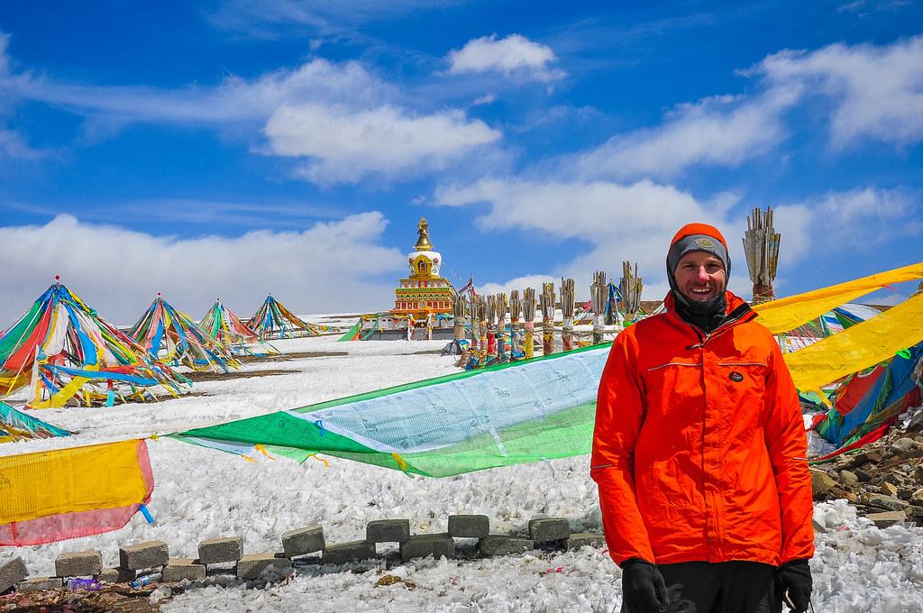 Crossing the Pass to Qilan