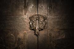 Janus (dr.rol) Tags: sculpture art bronze portal legend myth janus