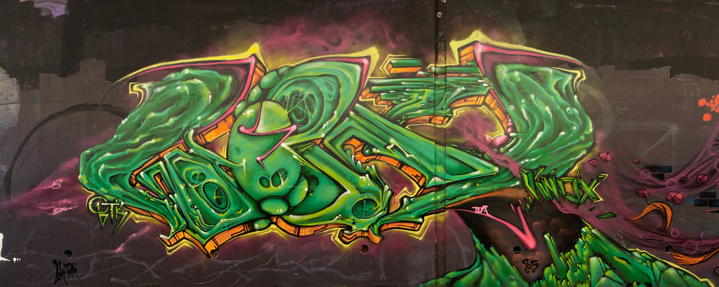 The World's Best Photos of graffiti and loki - Flickr Hive ...