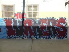graffiti, Williamsburg (duncan) Tags: nyc newyorkcity streetart newyork graffiti williamsburg
