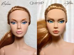 Poppy Parker (AlexNg & QuanaP) Tags: fashion doll ooak barbie poppy jem roxy royalty parker collector drno holograms repaint luchia quanap
