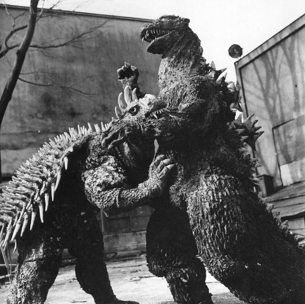The World S Best Photos Of Anguirus And Godzilla Flickr