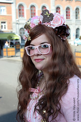 Ginko (House Of Secrets Incorporated) Tags: belgium belgique belgië lolita egl ginko namur meltychocolate sweetlolita angelicpretty lolitafashionmeet