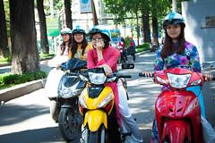 http://scootertoursaigon.com/ (scootertoursaigon) Tags: tour scooter motorbike tours saigon foodie hochiminh motorbiketour