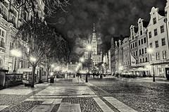 witching hour? (Smo_Q) Tags: longexposure night poland polska polen gdansk polonia gdask     pentaxk5