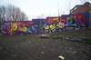 Klone / Zenor (tombomb20) Tags: park street art wall graffiti paint tag leeds spray hyde graff klone 2061 rosebank tfa 2015 zenor tombomb20 zenor2061 klonism