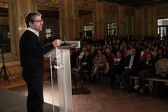Marco António Costa no Debate Poder Autárquico no Feminino