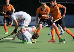 15054495 (roel.ubels) Tags: hockey amsterdam sport oz eindhoven playoffs finale zwart oranje fieldhockey ahbc 2016 topsport knhb