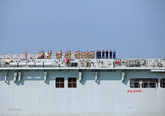 HMS Bulwark  L15 (Rob_Pennycook) Tags: navy solent portsmouth warship royalnavy l15 hmsbulwark