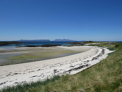 Eigg and Rum from Arisaig, as featured in Local Hero (sheumais63) Tags: island scotland rum eigg sleat