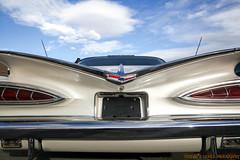 Chevy Impala '59 (Psycho Nico) Tags: detail chevrolet car impala 1959