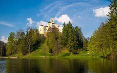 lake & castle - Trakošćan (20) (Vlado Ferenčić) Tags: castles architecture lakes croatia hrvatska trakošćan hrvatskozagorje tamron287528 zagorje nikond600 castletrakošćan laketrakošćan castleschurches