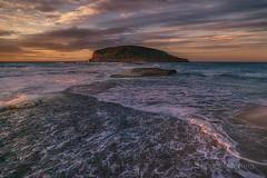 Ibiza Cala Compte_DSC4943 (joana dueas) Tags: winter seascape zeiss spain waves ibiza balearicislands photofeeling meditereansea joanadueas touit2812 sonya7r