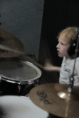 Abby-drumles-512 (leoval283) Tags: percussion abby nora lessons rockschool drummen fruitweg