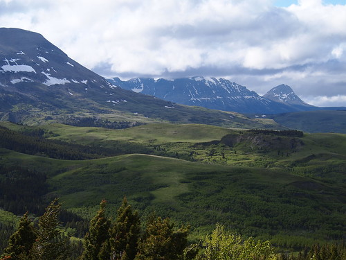 East Glacier, Montana