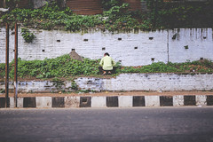 NATURES CALL (amirbangs) Tags: street green public photography explore layers littering bangladesh chittagong urination