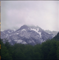 It was summer (cyv2) Tags: chile patagonia snow 120 chili wind torresdelpaine passo losperros yashicamat124