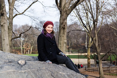 20160108-135619_NewYork_D7100_0532.jpg (Foster's Lightroom) Tags: newyorkcity newyork us rocks unitedstates centralpark manhattan parks northamerica katiemorgan kathleenannmorgan us20152016
