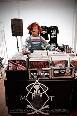 A Monster's Tears Music / Label & Distro (Fvezien) Tags: rock punk label vinyl chucky distro