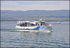 Le Fou (wilphid) Tags: lac bateau lman hautesavoie yvoire chablais