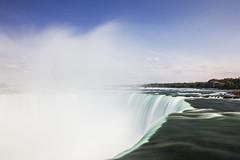 Niagara Falls (Rcri) Tags: toronto canada nature water canon eos big 10 natura niagara falls stop filter nd acqua stopper cascate 550d