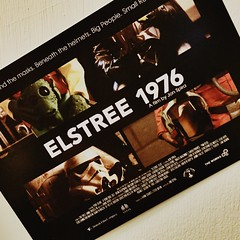 365Project - day 153/366 (jenwuk) Tags: up documentary oxford 365 invite screening elstree kickstarter 365project elstree1976