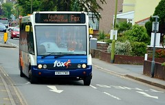 Stagecoach South West Optare Solo (47519) (MancPhotographer2014) Tags: uk travel england southwest west bus english buses riviera estate south transport company devon journey solo transportation fox vehicle service local brand branding circular stagecoach foxhole paignton the optare