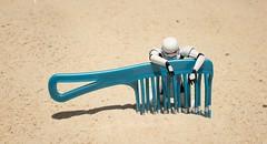 Lost in the Desert (aaron.kudja) Tags: toy star sand stormtrooper wars revoltech